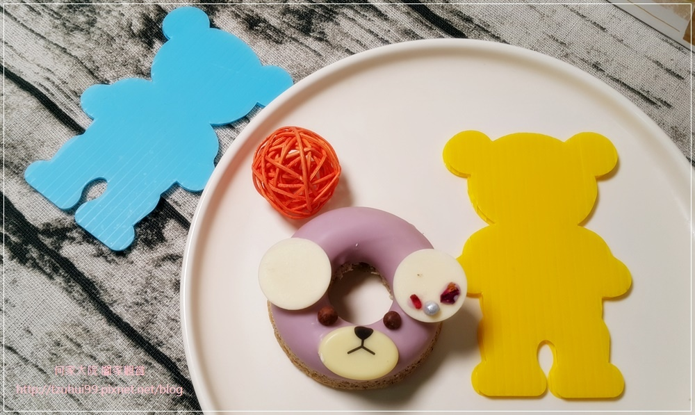 (宅配美食甜點)Chan'to Patisserie 香豆手作甜點,小熊甜甜圈磅蛋糕 18.jpg