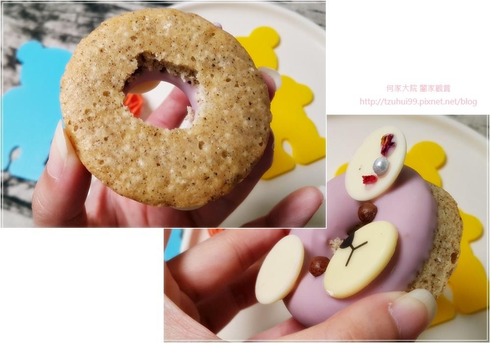 (宅配美食甜點)Chan'to Patisserie 香豆手作甜點,小熊甜甜圈磅蛋糕 20.jpg
