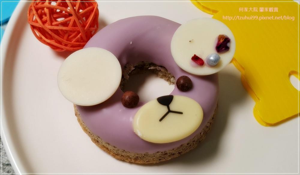 (宅配美食甜點)Chan'to Patisserie 香豆手作甜點,小熊甜甜圈磅蛋糕 19.jpg
