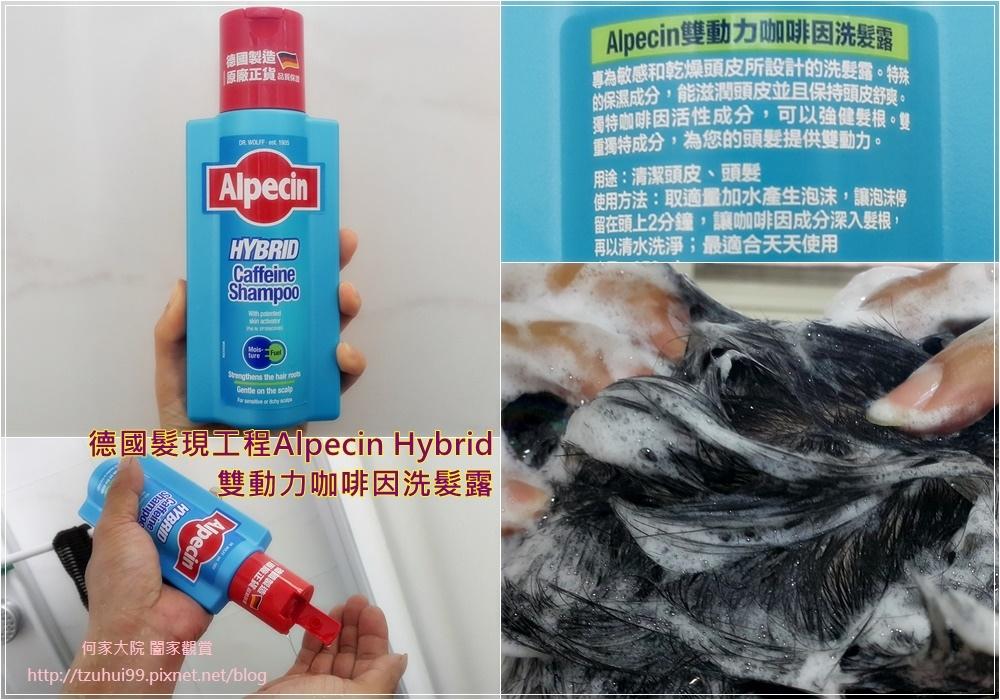 德國髮現工程Alpecin Hybrid雙動力咖啡因洗髮露 00.jpg