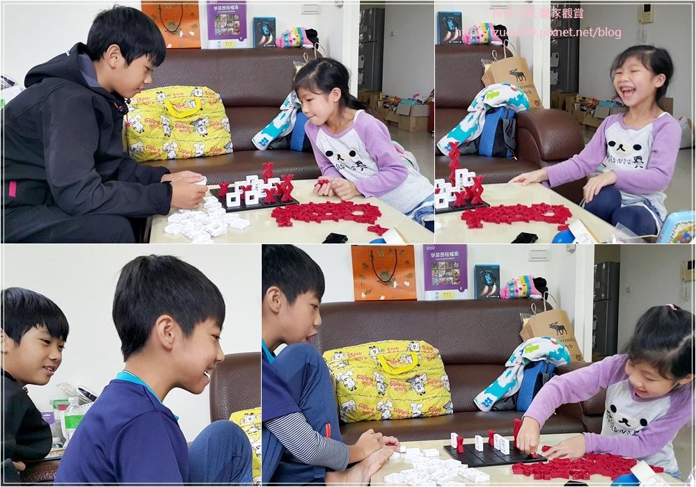 (好玩桌遊分享)美國瑪莉莎Melissa & Doug遊戲-3D戰略桌遊,圈圈疊叉叉 16.jpg