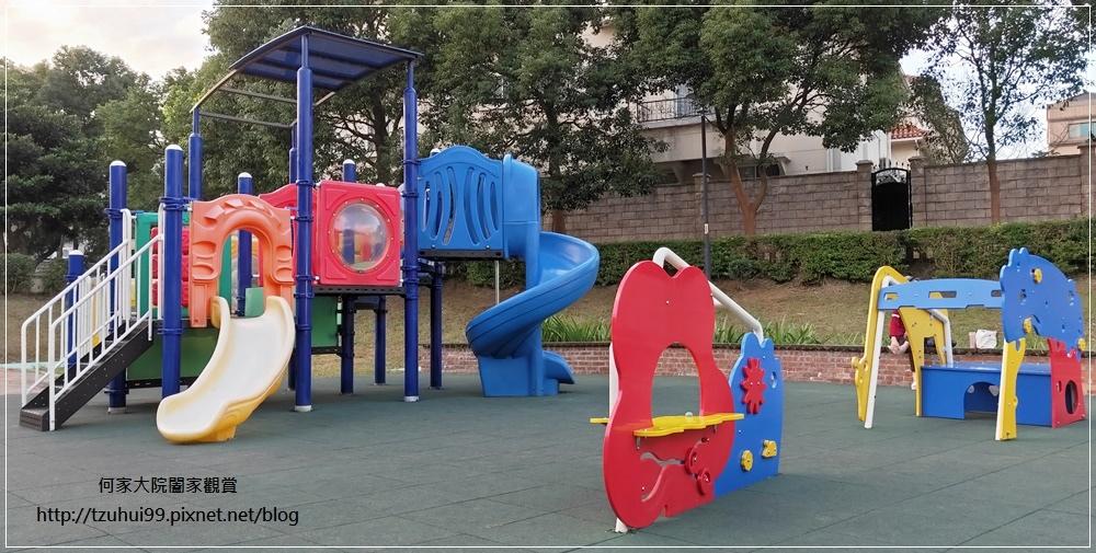 林口東湖公園(彩色磨石子溜滑梯+大象水幫浦+全台第一座旋轉飛行)林口衛星&鄰里公園 09.jpg