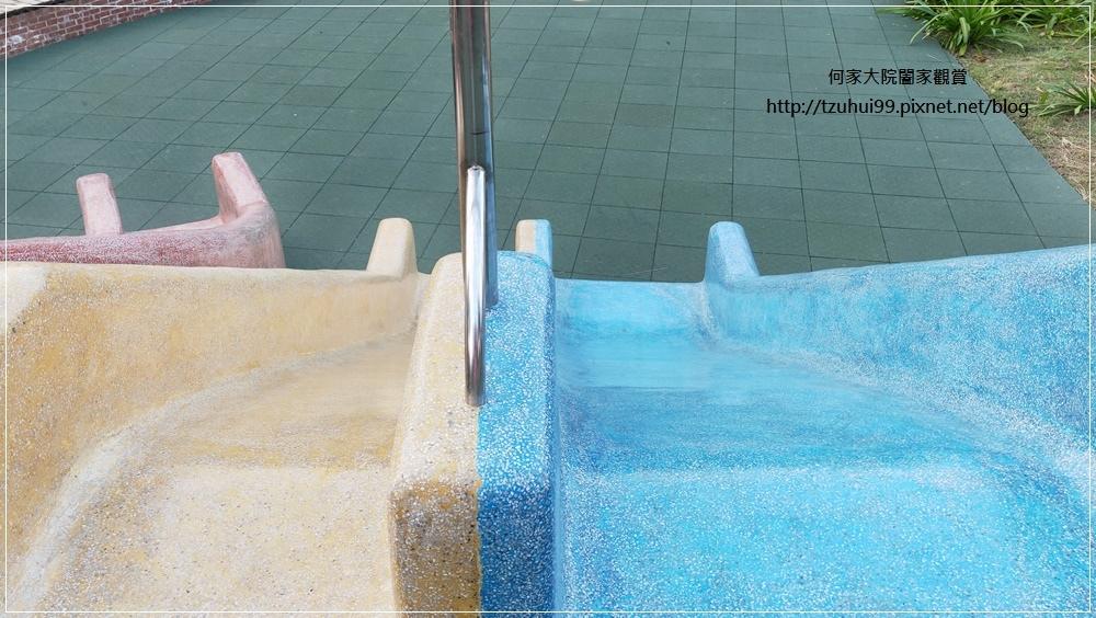林口東湖公園(彩色磨石子溜滑梯+大象水幫浦+全台第一座旋轉飛行)林口衛星&鄰里公園 12-1.jpg
