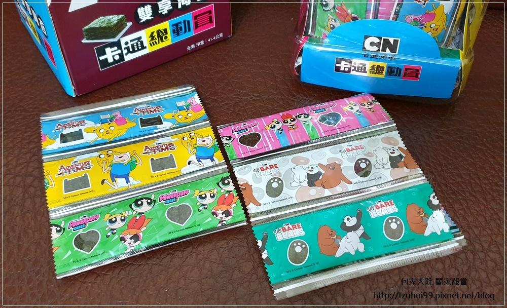 聯華食品元本山卡通總動員雙享海苔禮盒 21.jpg