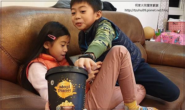 Magi Planet 星球工坊超商過年限定發售(玉米濃湯爆米花+蔗香焦糖爆米花) 23.jpg