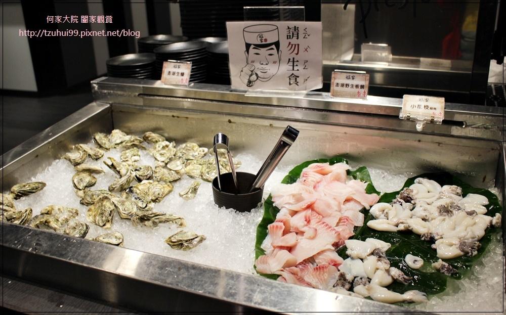 好客海鮮炭火燒肉吃喝到飽(樹林秀泰店) 16.JPG