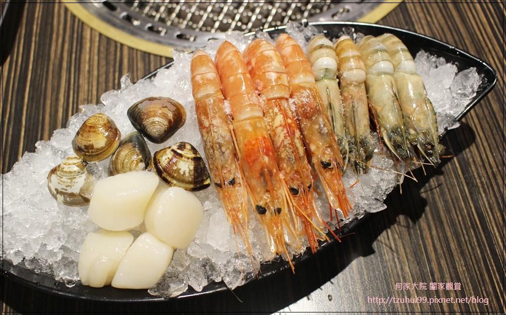 好客海鮮炭火燒肉吃喝到飽(樹林秀泰店) 20.JPG