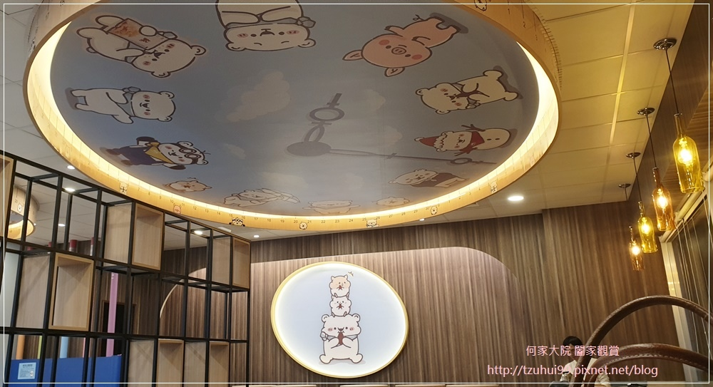 萊爾富便利商店(林口童樂店)內有用餐區與兒童學習體驗角 12.jpg