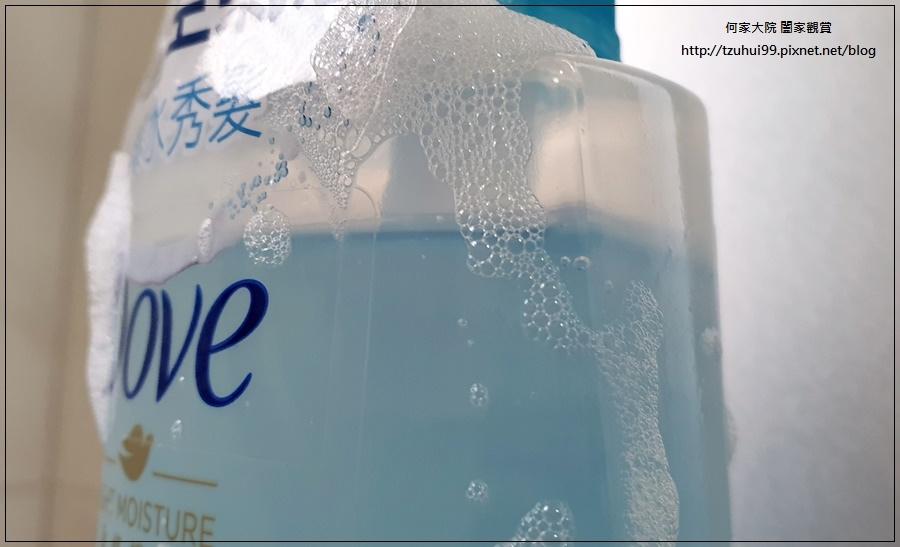 多芬Dove全新升級輕盈水潤系列-微米豐盈洗髮乳 08.jpg