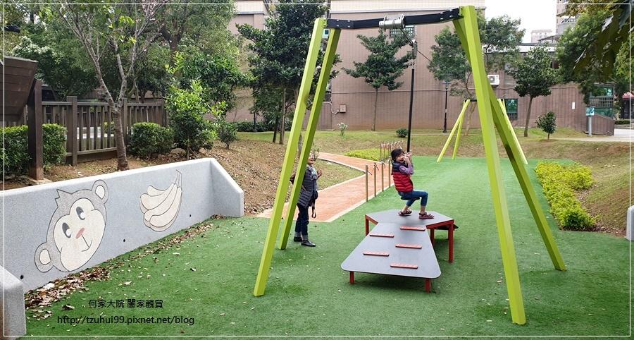 林口一品公園(猴子公園)~特色公園+共融遊戲場+鋼索滑繩+溜滑梯盪鞦韆 14.jpg