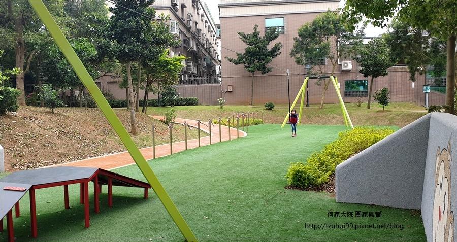 林口一品公園(猴子公園)~特色公園+共融遊戲場+鋼索滑繩+溜滑梯盪鞦韆 15.jpg