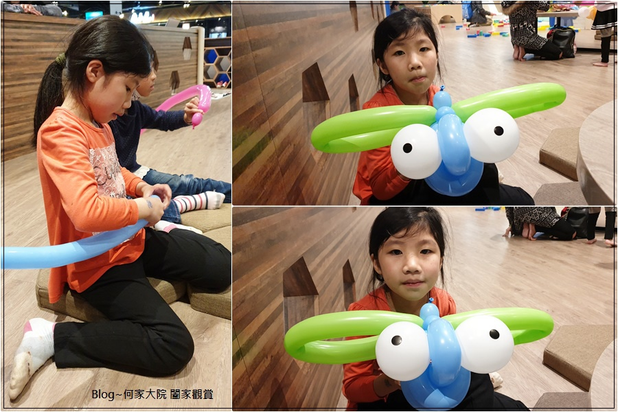 快樂小熊親子館(環球林口A9)+林口環球A9購物中心免費活動(摺氣球) 25.jpg