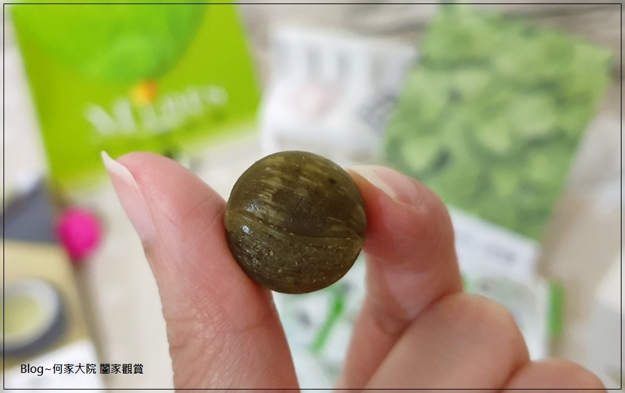 敏通健康生技 沁心薄荷糖&康敏茶糖&紅富貴綠茶茶包 17