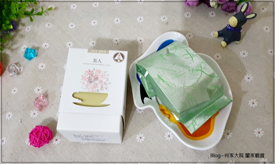 敏通健康生技 沁心薄荷糖&康敏茶糖&紅富貴綠茶茶包 19