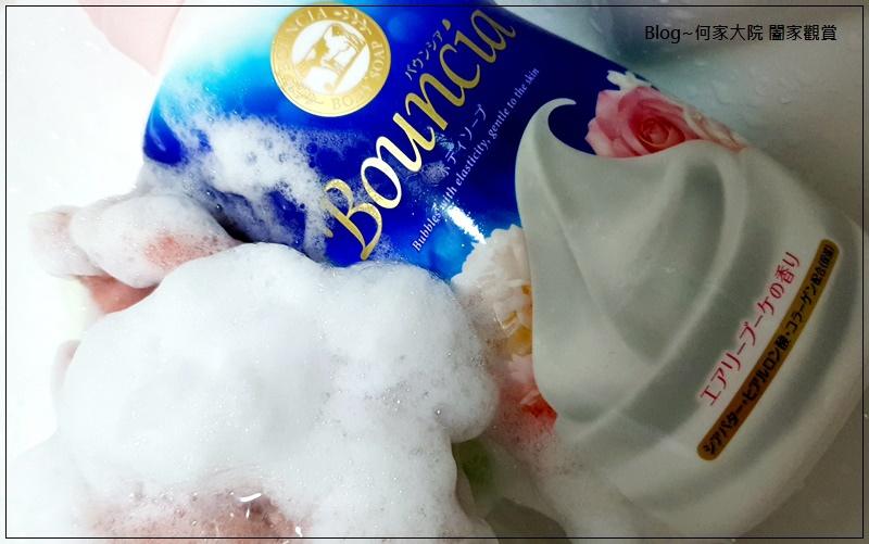 牛乳石鹼 Bouncia美肌保濕沐浴乳(愉悅花香款) 13.jpg