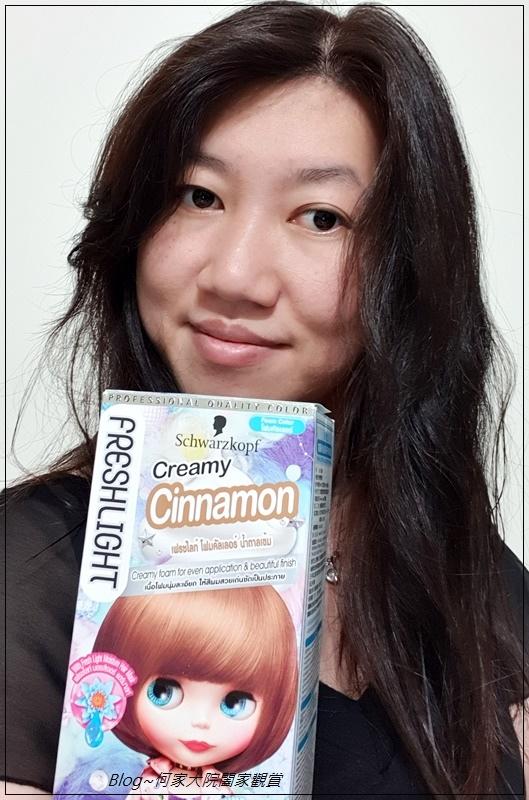 小布娃娃 Fresh Light富麗絲泡泡染(肉桂拿鐵色)~染髮劑推薦+DIY染髮 21.jpg