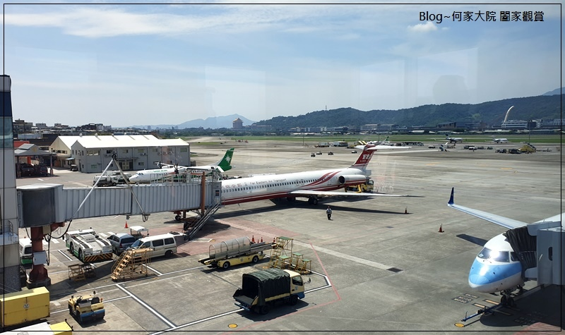 台北國際航空站松山機場景觀台(無料景點) 27.jpg