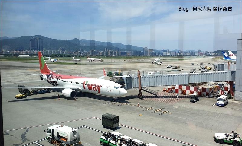 台北國際航空站松山機場景觀台(無料景點) 26.jpg