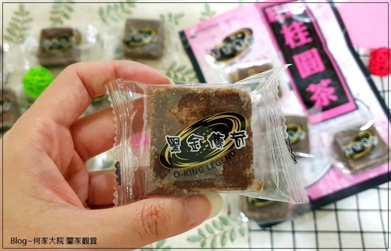 (宅配網購黑糖推薦)黑金傳奇黑糖茶磚 07.jpg