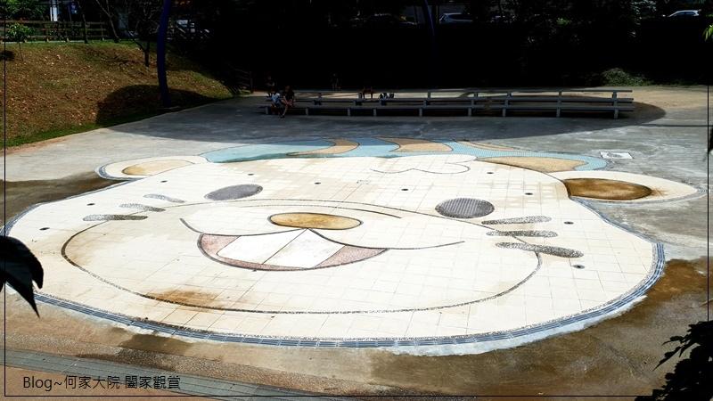 新北林口廣停四公園乾式噴水池(文化廣場)無料免費戲水好去處 09.jpg