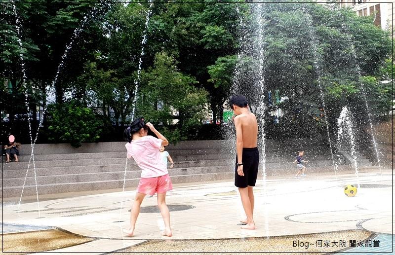新北林口廣停四公園乾式噴水池(文化廣場)無料免費戲水好去處 13.jpg