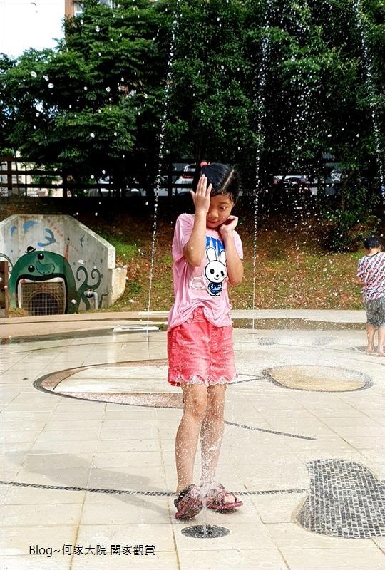 新北林口廣停四公園乾式噴水池(文化廣場)無料免費戲水好去處 16.jpg