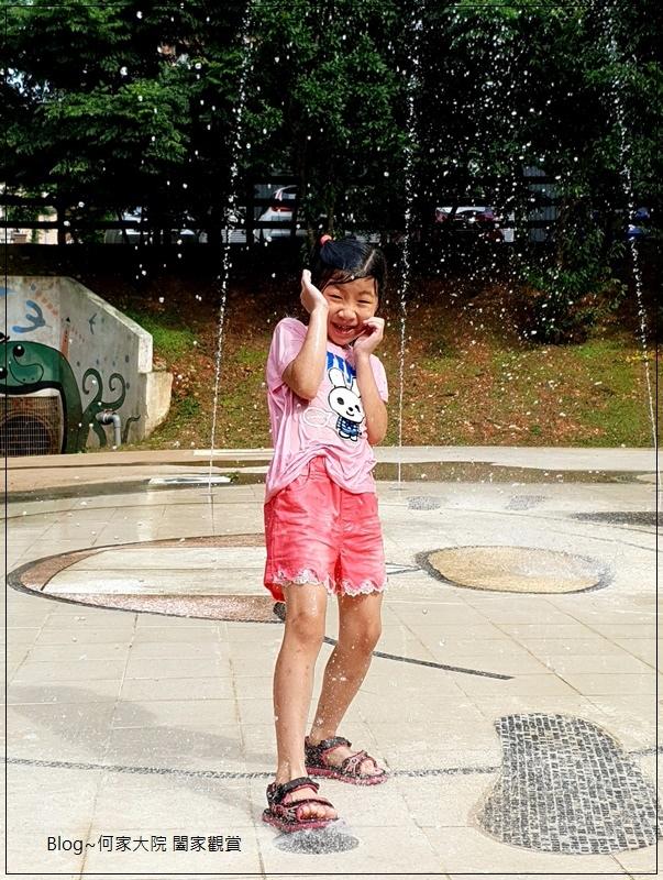 新北林口廣停四公園乾式噴水池(文化廣場)無料免費戲水好去處 17.jpg