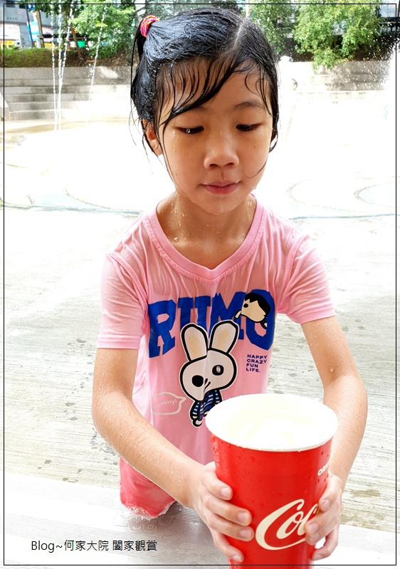 新北林口廣停四公園乾式噴水池(文化廣場)無料免費戲水好去處 20.jpg