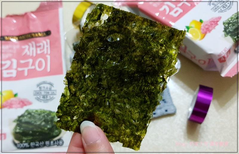 MOTOMOTOYAMA韓式海苔(朝鮮海苔泡菜風味+檸檬玫瑰鹽風味+柚香風味) 15.jpg