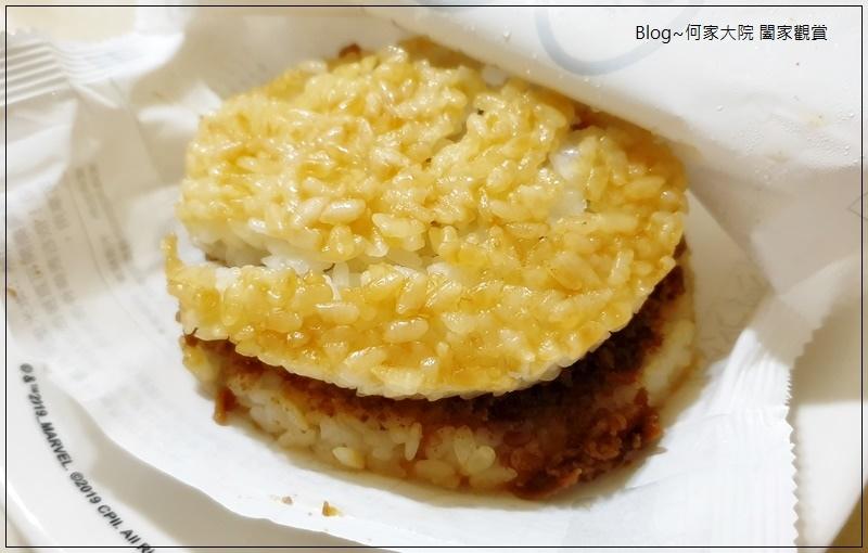 TOMMI湯米米漢堡(日式牛丼米漢堡&照燒豬肉米漢堡)全聯就買得到 14