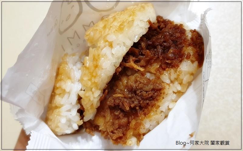 TOMMI湯米米漢堡(日式牛丼米漢堡&照燒豬肉米漢堡)全聯就買得到 15