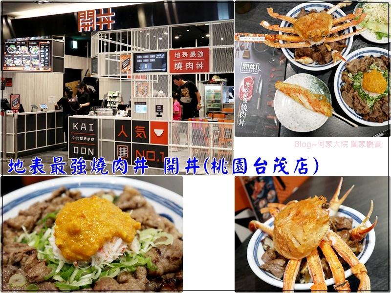 地表最強燒肉丼 開丼燒肉 vs丼飯(台茂店) 00.jpg
