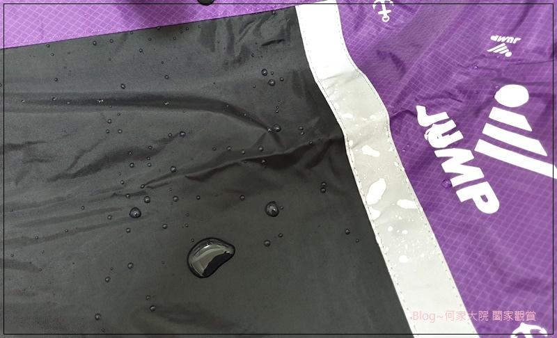 JUMP將門 全方位反光一件式連身風雨衣 15