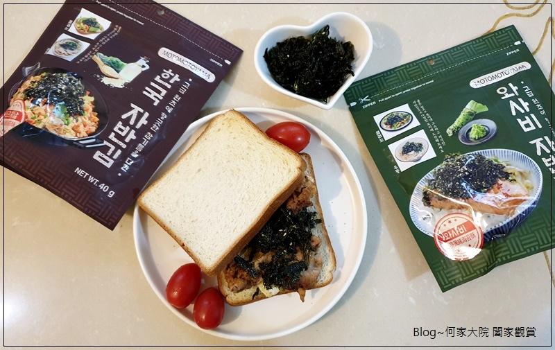 MOTOMOTOYAMA韓國海苔酥醬燒風味+山葵風味(拌飯拌麵+百搭料理小幫手+海苔酥推薦) 12.jpg