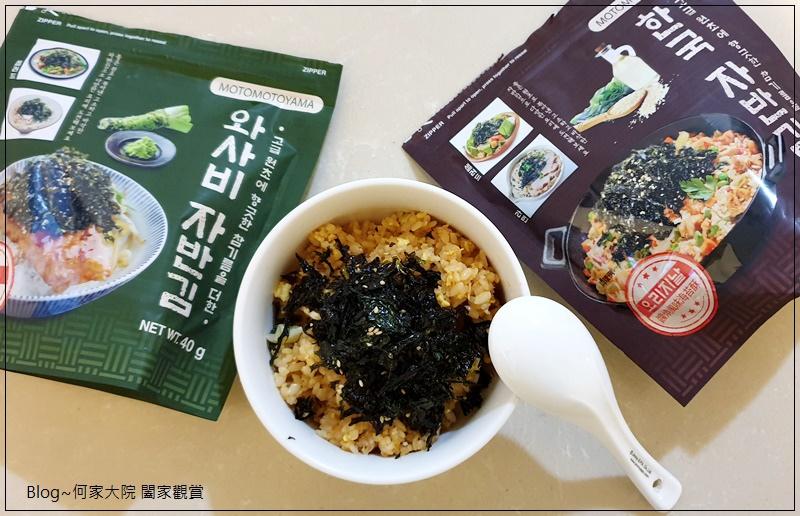 MOTOMOTOYAMA韓國海苔酥醬燒風味+山葵風味(拌飯拌麵+百搭料理小幫手+海苔酥推薦) 15.jpg