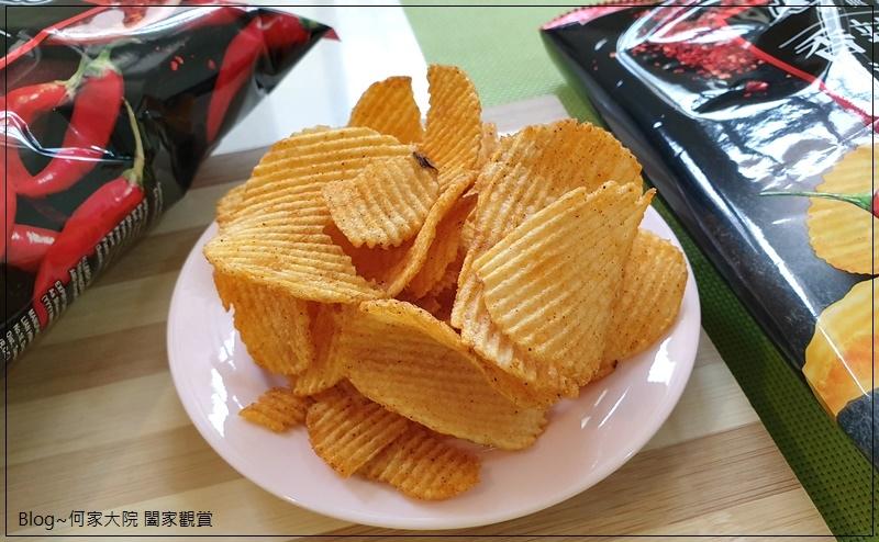 聯華食品卡迪那波浪洋芋片(蔥鹽烤雞口味+香辣口味+極品XO醬口味) 05.jpg