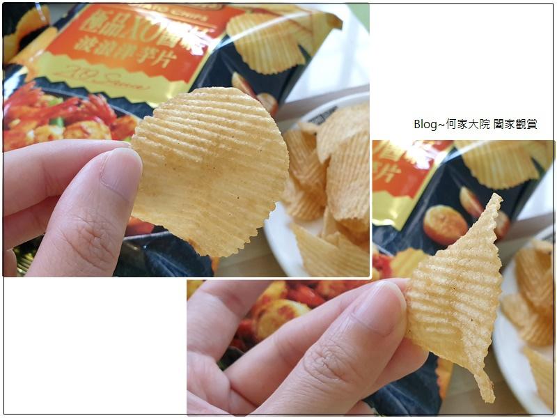 聯華食品卡迪那波浪洋芋片(蔥鹽烤雞口味+香辣口味+極品XO醬口味) 12.jpg
