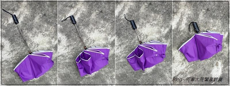Hoswa福思華洋雨傘 迷漾羽毛-安全自動開收折傘+紳士的品格-機能奈米安全自動折傘 12.jpg