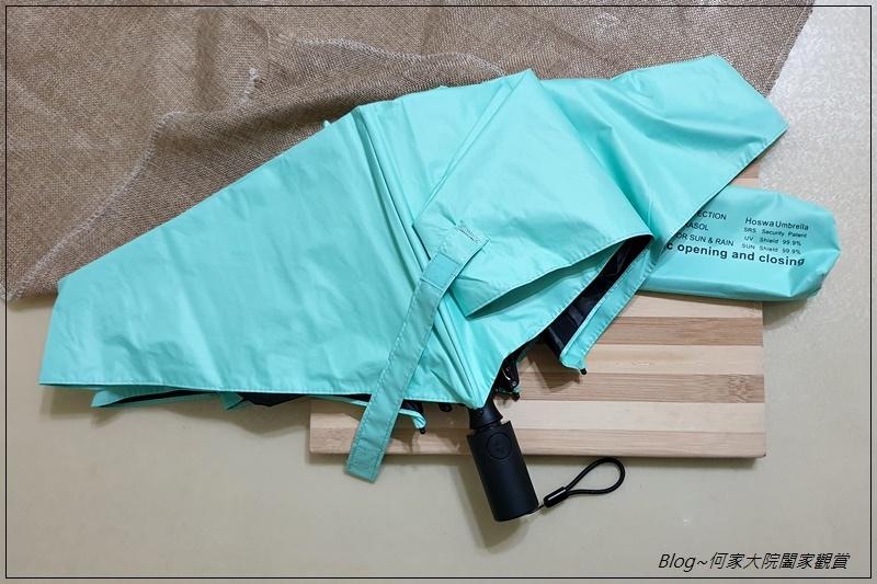 Hoswa福思華洋雨傘 迷漾羽毛-安全自動開收折傘+紳士的品格-機能奈米安全自動折傘 19.jpg