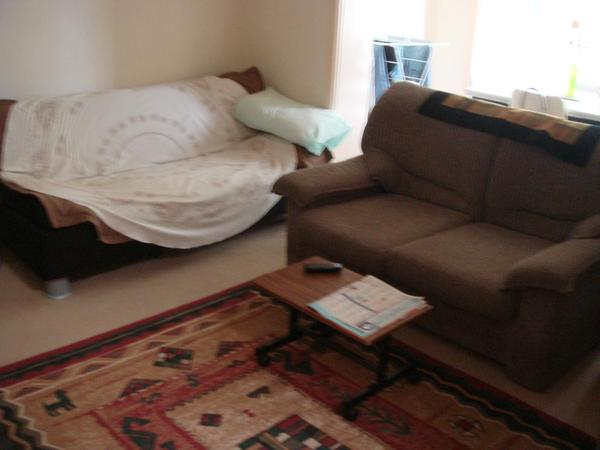 溫馨小巧的客廳