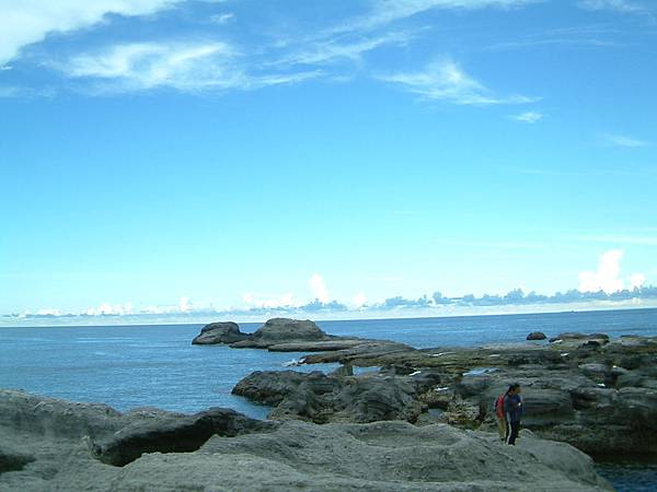 4-石梯坪的海岸風景