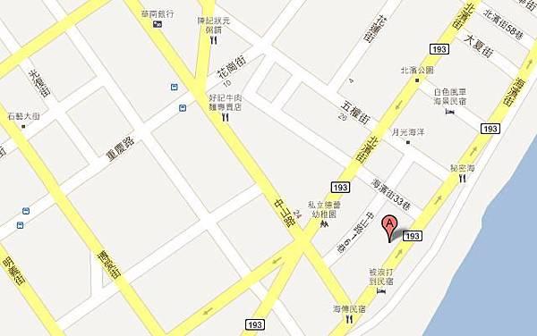 1-洄瀾海民宿地圖資料之1