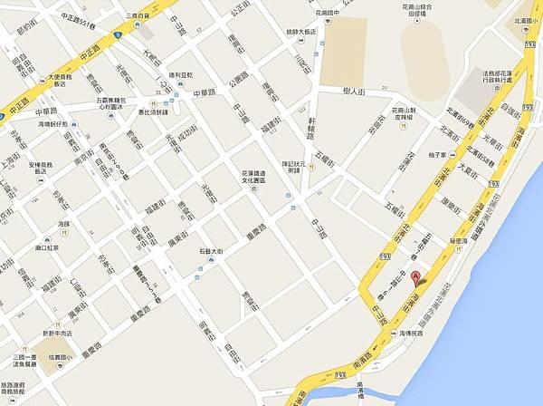 2-洄瀾海民宿地圖資料之2