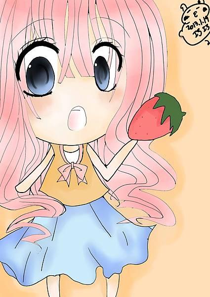 草莓季重交