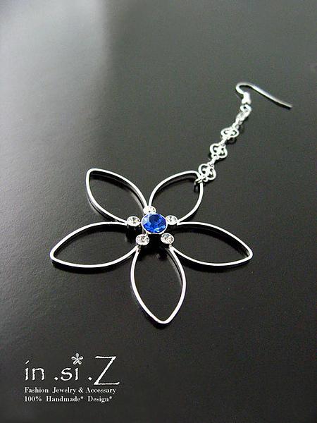 AN071B(單邊大耳環)-490元