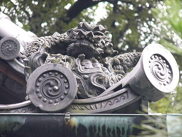 G3京都伏見『長建寺』內蟠龍型的留蓋