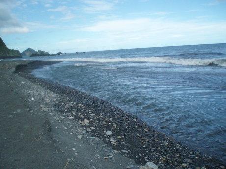 神祕海灘。
