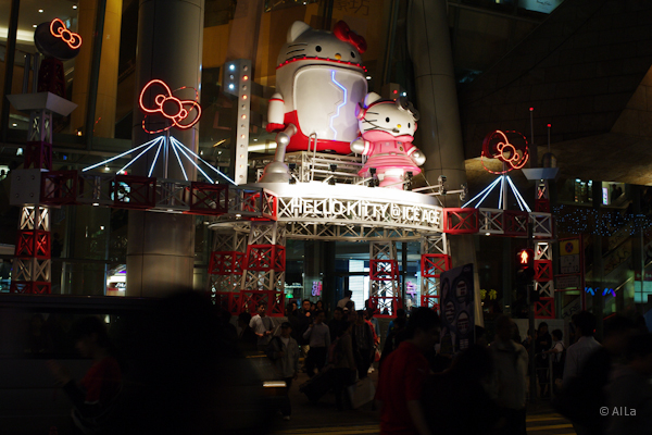 Hello Kitty Time La