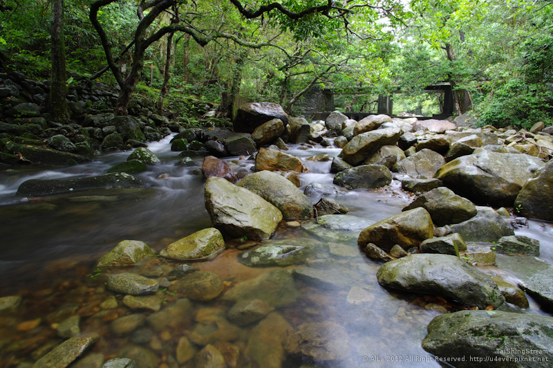 Tai Shing Stream (大城石澗)