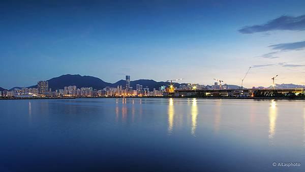 觀塘海濱長廊 - Kwun Tong Promenade